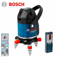 Bosch GLL8-40E  Professional Electronic Self  Multi-Line Laser Level