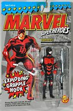 Marvel Super Heroes Exploding Grapple Hook Daredevil ToyBiz 1994 MOC HTF