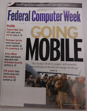 Federal Computer Week Magazine The Army's Win-T Project August 2002 071515R