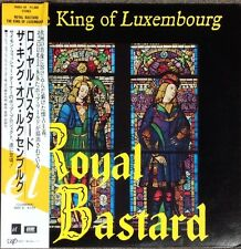 "The King of Luxembourg- ""Royal Bastard"", 12"", japan"