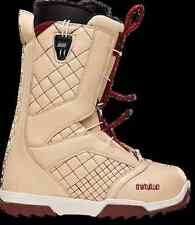 New 2014 32 Thirty Two Womens Groomer FT Snowboard Boots 7 Tan