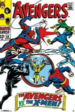 The Avengers vs X-Men Poster Marvel Comics Cover, 24x36
