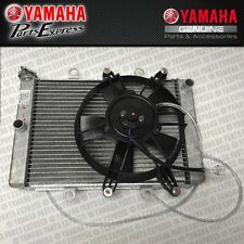 2009 - 2014 YAMAHA YFM GRIZZLY 550 700 RADIATOR ASSEMBLY W/ FAN 1HP-E2460-00-00