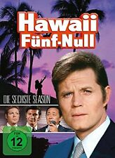 6 DVDs * HAWAII FÜNF-NULL (5-0) DAS ORIGINAL - SEASON / STAFFEL 6 - MB # NEU OVP