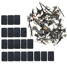 Lot 50pcs =20 Stand Base&30 Accessory Fit For 3.75 In.GI Joe Cobra GI Joe Figure