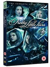Pretty Little Liars .. The Complete Season Five . 5. Staffel . 6 DVD . NEU . OVP