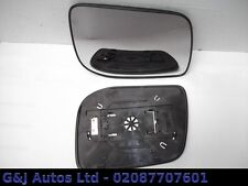 (A92) RANGE ROVER P38 RIGHT OFF SIDE DRIVER HEATED DOOR MIRROR GLASS 1995-2002