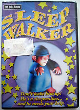 SLEEP WALKER - PC - MULTILINGUA ITALIANO - NUOVO - raro - Idea Regalo!