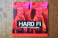 "HARD FI ""Good For Nothing"" promo CD"