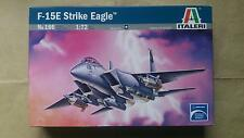 Italeri 1/72 Scale McDonnell Douglas F-15E STRIKE EAGLE Model Kit