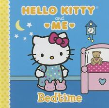Bedtime: Hello Kitty & Me (Hello Kitty and Me)-ExLibrary