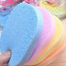Fashion 1Pc Wood Fiber Face Wash Cleansing Sponge Beauty Makeup Tool Accessories