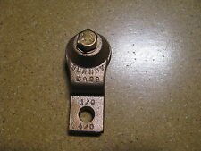 BURNDY TERMINAL LUG # EA28  COPPER NSN: 5940-00-993-9044