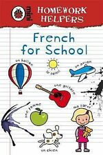 Homework Helpers: French for School,VERYGOOD Book