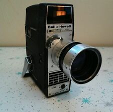 BELL AND HOWELL DUAL ELECTRIC EYE MOVIE CAMERA