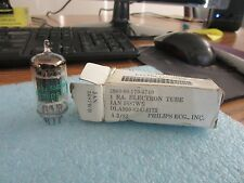 Philips ECG  Model: JAN5687WB Electron Tube.  Unused Old Stock