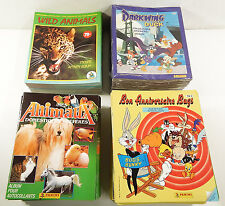 Lot of (230) Sticker Albums ^ Darkwing Duck Bugs Bunny My Favorite Wild Animals