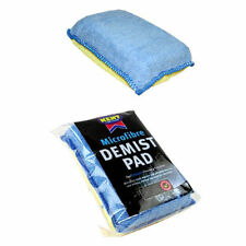 Microfibre Absorbent Car Demist Demister Pad Windscreen Window Mirror Glass G401