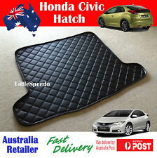 Honda Civic Hatch Hatchback FK Boot Liner Cargo Tray Mat Heavy Duty Leather Type