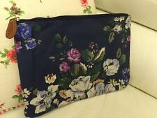 CATH KIDSTON LARGE ZIP PURSE HAMPSTEAD ROSE COSMETIC CASH TRAVEL POUCH BAG