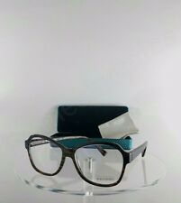 New Authentic Alain Mikli A0 1261 G04M Eyeglasses A01261 Marble Frame