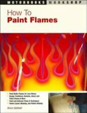 How To Paint Flames-ExLibrary