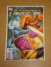 BLACKEST NIGHT TALES OF THE CORPS #1 DC COMICS SEPTEMBER 2009