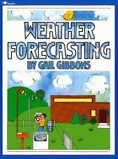 Weather Forecasting by Gail Gibbons Paperback Book