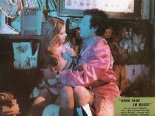 ORNELLA MUTI MARCELLO MASTROIANNI GIALLO NAPOLETANO 1979 VINTAGE LOBBY CARD #4