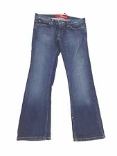 GUESS WOMENS FOXY FLARE JEANS SLIM SKINNY LOW RISE SIZE 26