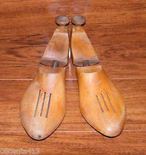 Vintage Wooden Slim Shoe Insert Tree Adjust Form Keeper / Stretcher (22HP)