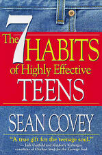 The 7 Habits Of Highly Effective Teens,GOOD Book