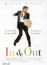 IN & OUT dvd Nuovo Non sigillato Edit Kevin Kline  IN&OUT