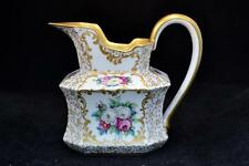 Rare Antique Rosenthal Milk or Cream Jug Handpainted. Excellent Condition