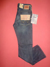NEW Designer Edwin ED-47 REGULAR STRAIGHT Mens Blue Denim Jeans -W30 L34 - N8