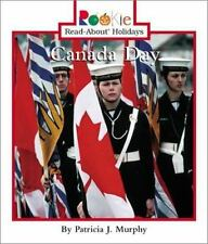 Canada Day (Rookie Read-About Holidays)-ExLibrary