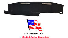 1986-1993 Chevy S-10 Pick Up Black Carpet Dash Cover Mat Pad  CH57-5 USA Made