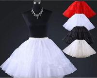 NEW Tutu Retro Underskirt Swing Vintage Petticoat Fancy Net Skirt Rockabilly