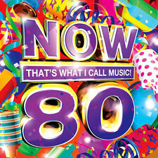 Vol. 80-Now That's What I Call Music! - Now That's Wha (2011, CD NEUF)2 DISC SET