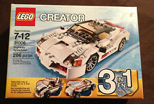 LEGO Creator 31006 Highway Speedster NEW Retired Set