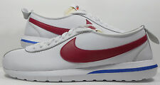 Nike Roshe Cortez NM SP White Red Blue Sz 14 Forest Gump Brand New