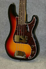 2015 Fender USA American Vintage 63 Precision P Bass Guitar w/Case Unplayed!