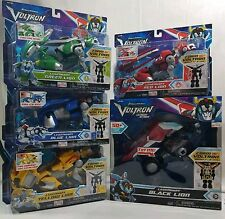 Dreamworks Voltron Legendary Defender from Playmates All Five (5) Loins MISB