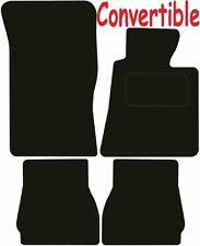 Bmw e30 Convertible 3 Series Tailored car mats ** Deluxe Quality ** 1991 1990 19