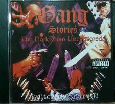 Gang Stories: The Darkroom Uncensored [PA] by DarkRoom Familia (CD, Nov-1999, D…