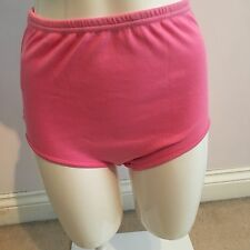 Very Rare Pink Schoolgirl Gym Knickers, Netball Panties Briefs