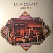 CREAM Live Volume II NEW/SEALED POLYDOR FRANCE LP