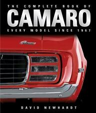 The Complete Book of Camaro: Every Model Since 1967, Newhardt, David, New Book