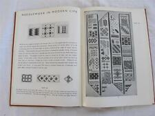 "VINTAGE 1940's ""ADVENTURES IN EMBROIDERY - NEEDLEWORK SEWING INSTRUCTION BOOK"