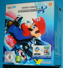 Mario Kart 8 - Limited Edition - Nintendo WII U - PAL New Nuovo